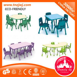 2017 Table and Chair Sets Wholesale Daycare Furniture for School pictures & photos