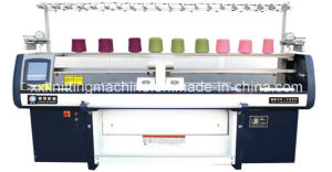 Automatic Computer Shoe Upper Weaving Machine pictures & photos