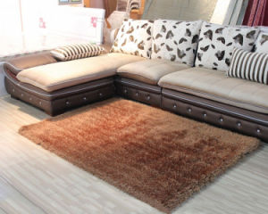 Hand Silk Carpet Shaggy Carpet Flooring Rugs Dmy-Z3