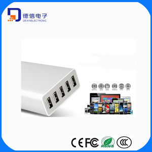 5 Ports Multi USB Power Charger for iPhone (LCK-5B25) pictures & photos