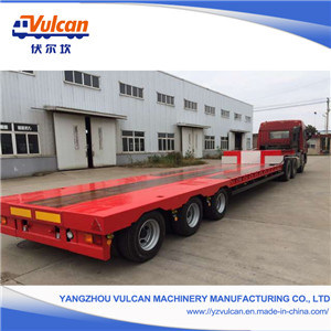 2016 Newest Style Semi Trailer Air Suspension Axle Customized