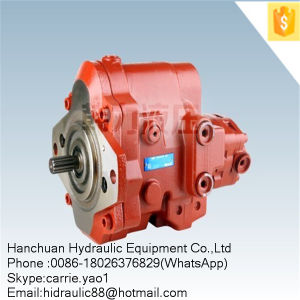 Hydraulic Pump Kyb Main Pump for Excavator (PSVD2-21E)