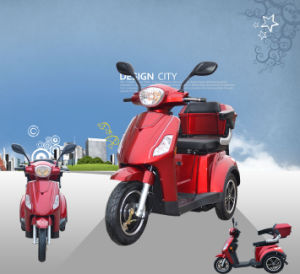 Brush Motor Mobility Scooter for EU, North America pictures & photos