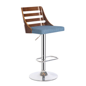 Modern Adjustable Height Dining Bar Chair with Wooden Back (FS-WB1985) pictures & photos