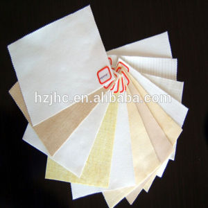 Cheap 100% Polyester Plain Needle Punched Nonwoven Fabric Manufacturer