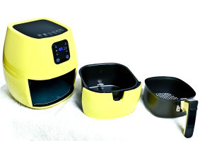 Air Fryer by Good Cooking- Fry Without Oil Hot Sale Oil Free & Low Fat Air Fryer Electric Air Fryer Digital Display