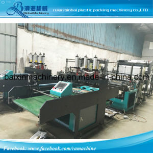 8 Lines Computer Control Bottom Seal Plastic Bag Making Machine pictures & photos