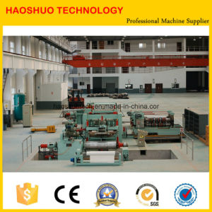 Aluminum Copper Steel Coil Slititng Machine pictures & photos