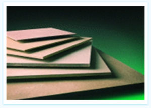 Non-Asbestos Ceramic Millboard Sheet pictures & photos