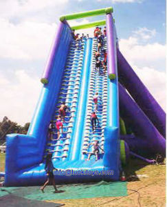 Double Stitching Inflatable Slide for Commercial Show and Trade Show (A626)