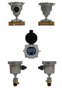 Ultrasonic Dual Channel Watermeter Measurement Apparatus