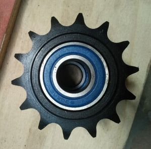 Roller Chain Sprocket Chain with Bearing pictures & photos