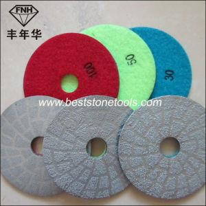 Bd-1 Brazed Polishing Pad for Stone