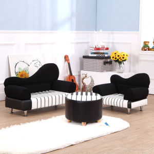 PVC Leather Kids Ottoman/ Kids Stool pictures & photos