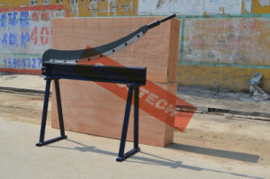 Guillotine Shearing Machine (Manual Guillotine Shear HS-500 HS-800 HS-1000) pictures & photos