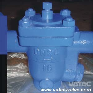 Flanged/Threaded//NPT Inverted Bucket&Free Floating Ball Steam Trap pictures & photos