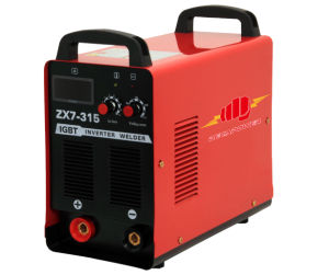 High Quality 270A IGBT DC Arc Inverter MMA Welding Machine