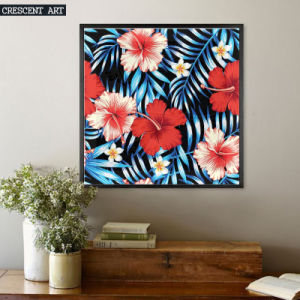 2017 Hawaiian Aloha Flowers Spring Bloom Wall Decoration Painting pictures & photos