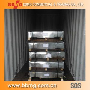 Steel Coil Galvanized Corrugated Roofing Sheet for Building Material Corrugated Metal Roofing Wall Cladding Material Prepainted Galvanized Sheet Steel Coil. pictures & photos
