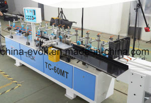 Full Automatic Wood Door Frame Pasting Machine (TC-60MT) pictures & photos