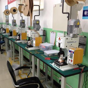 High Precision Automatic Hose Wire Terminal Crimping Machine pictures & photos