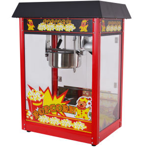 ETL Certified Commercial Electrical Popcorn Machine Popcorn Popper pictures & photos