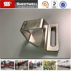Fabrication Services Stainless Steel Sheet Metal Stamping Parts pictures & photos