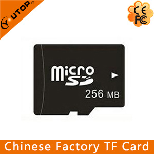 Low Price Chinese Factory Micro SD TF Memory Card C6 256MB pictures & photos