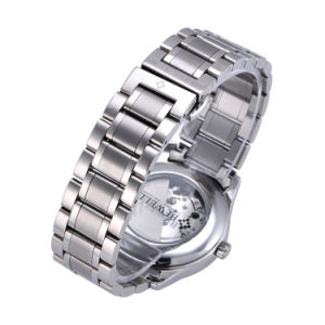 Simple Wind Fashion Leisure Stainless Steel Watch ODM pictures & photos