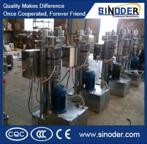 6yz-230 Hydraulic Oil Press, Oil Extraction Machine for Pressing Cocoa, Sesame, Peanut pictures & photos