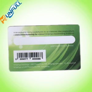 Cmyk 4/4 Colors Printing 0.76mm Plastic PVC Card pictures & photos