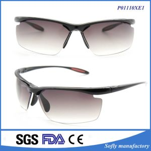 2017 OEM Wholesale Brown Eyeglasses Brand Sport Sunglasses for Golf pictures & photos