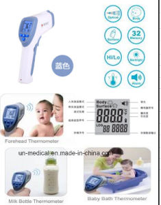 Hot-Non Contact Infrared Thermometer pictures & photos