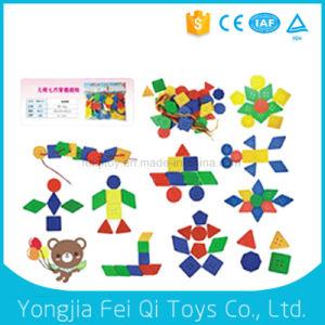 Indoor Playground Kid Toy Toy Bricks Plastic Blocks (FQ-6009) pictures & photos
