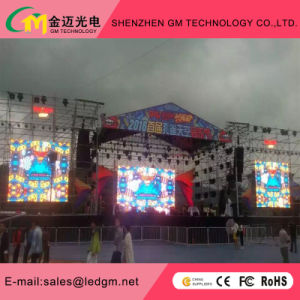 High Definition Outdoor Die Casting Cabinet P8 LED Display Screen pictures & photos