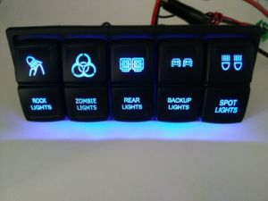LED Lights Rocker Switch & Arb Rocker Switch pictures & photos