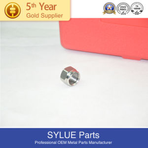 Manufactory Aluminum CNC Machined Part with Anoziding pictures & photos
