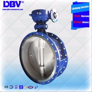Industrial Dn700 Triple Offset Flange Butterfly Valve pictures & photos