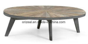 High Quality Hot Sale Round Coffee Table Design Restaurant Table pictures & photos