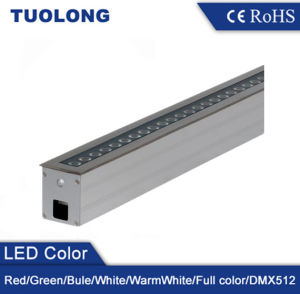 Stainless Steel 304 Linear 36W LED Paver Underground Light High Quality Recessed Garden Lighting pictures & photos