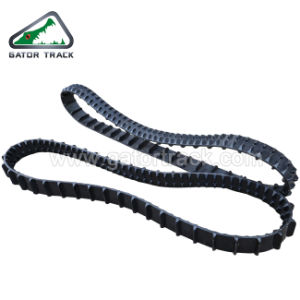 50*19*80 Best Quality Robot Rubber Track for Sale pictures & photos