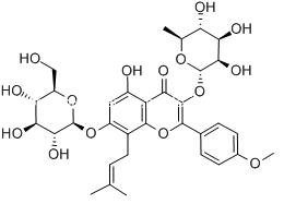 Horny Goat Extract, Epimedium Extract, Icariin 1%-98%, pictures & photos