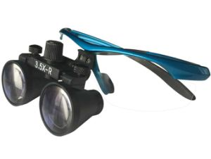 Dental Binocular Loupes Surgical 3.5X 420mm Optical Medical pictures & photos