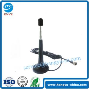 Hot Sale Auto DVB-T Antenna with 174-230/470-860MHz Frequency DVB-T Antenna Amplifier pictures & photos