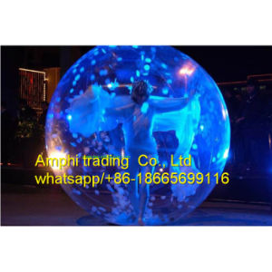 Inflatable Zorb Ball Games on Grass, Street, Ramp, Snow Field, Water Ball pictures & photos