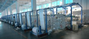 Four Shuttle Circular Loom for Making PP Woven Sack Bag pictures & photos