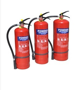 ISO 4.5 Kg Dry Powder Extinguisher Empty Cylinder pictures & photos