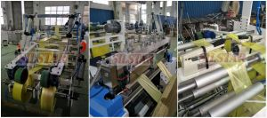 High Speed Bag Making Machine with Servo Motor, EPC pictures & photos