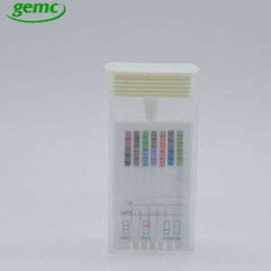 Oral Fluid Doa Multi Drug One Step Saliva Test Cup pictures & photos