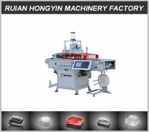 Plastic Cake Tray Automatic Thermoforming Machine pictures & photos